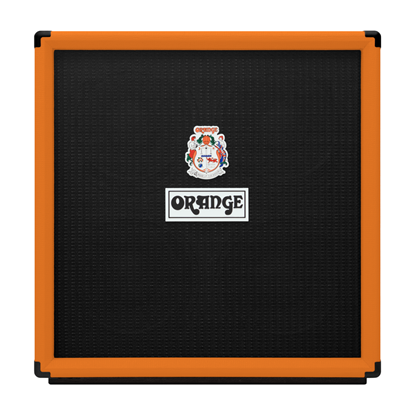 Orange OBC410 4x10 Bass Amplifier Cabinet - Front