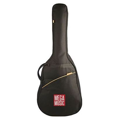 "Armour ARM350W ""Mega Music"" Acoustic Guitar Gig Bag - 5mm"