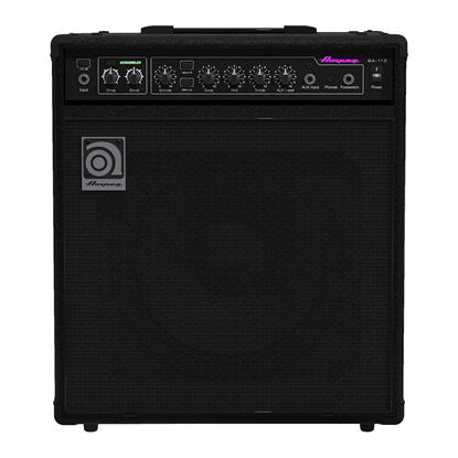 Ampeg BA-112V2 12in Bass Amplifier Combo - 75 Watt - Front