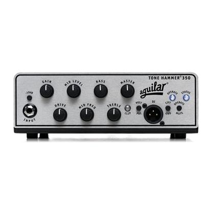 Aguilar Tone Hammer 350 Super Light Bass Amplifier Head - Front