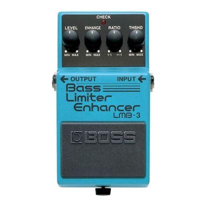 Boss LMB-3 Limiter/Enhancer Bass Guitar Effects Pedal