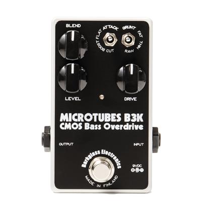 Darkglass Microtubes B3K CMOS Bass Overdrive Effects Pedal