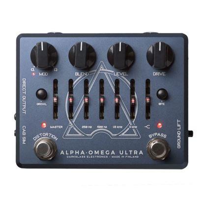 Darkglass AOU Alpha Omega Ultra Bass Guitar Preamplifier