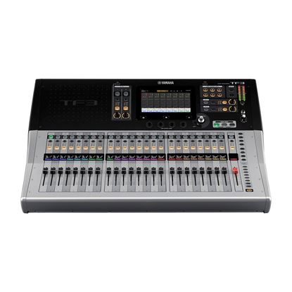 Yamaha TF3 Digital Mixer - front view
