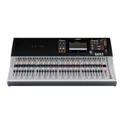 Yamaha TF5 Digital Mixer - front view