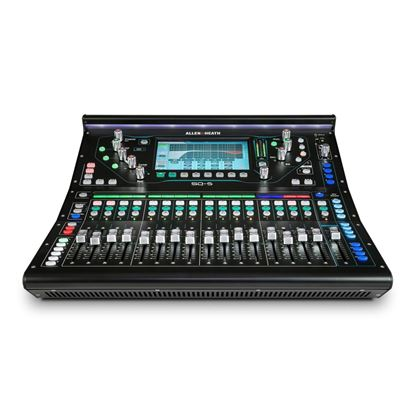 Allen & Heath SQ-5 Digital Mixing Console Top View
