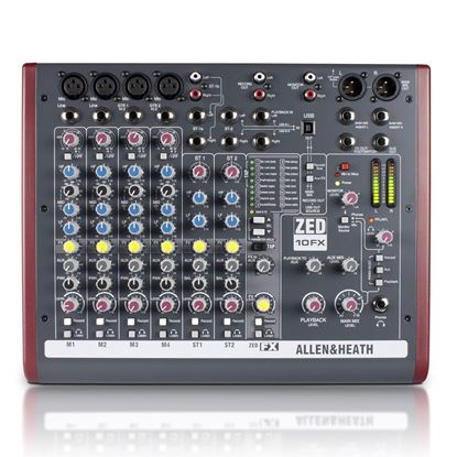 Allen & Heath Zed-10FX Mixing Desk