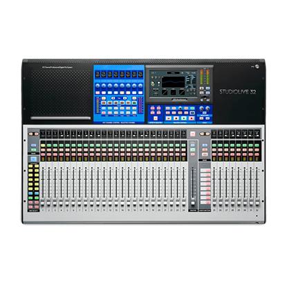 PreSonus SL-32 StudioLive-32 Digital Mixer - Front