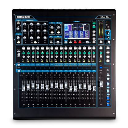 Allen & Heath Qu-16 Digital Mixing Console (QU16)