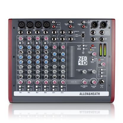 Allen & Heath Zed-10 Mixing Desk