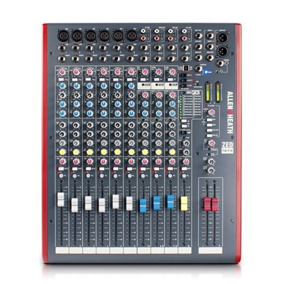 Allen & Heath Zed-12FX Mixing Desk