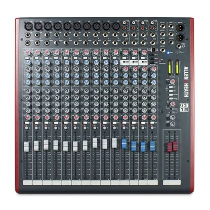 Allen & Heath Zed-18 Mixing Desk