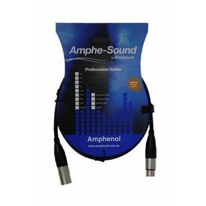 Amphe-Sound 12m XLR Microphone Cable