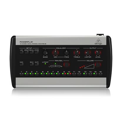 Behringer Powerplay P16-M Digital Personal Mixer (P16M)