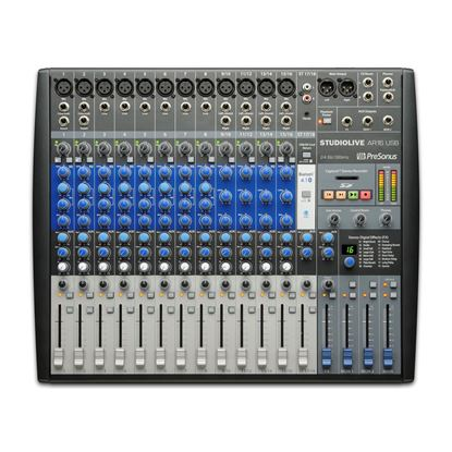 PreSonus StudioLive AR16 18 Channel Hybrid Mixer