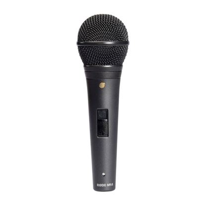 Rode M1-S Live Performance Dynamic Microphone With Switch (M1S)