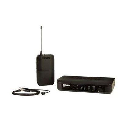 Shure BLX14/W93 Wireless Lavalier Mic System (K14: 614-638MHz)