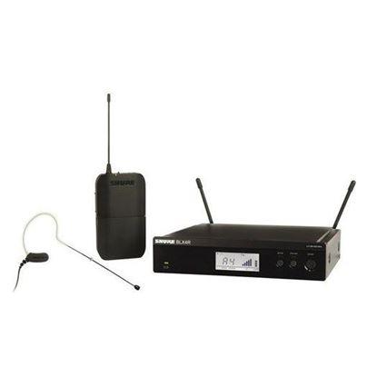 Shure BLX14R/MX53 Wireless 1/2R Headworn System (K14: 614-638MHz)