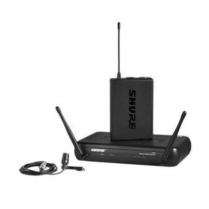 Shure SVX14/CVL Wireless Lapel Mic System (J9: 558-570MHz)