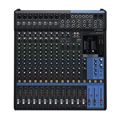 Yamaha MG16XU 16-Channel Mixing Console (SPX Effects & USB)