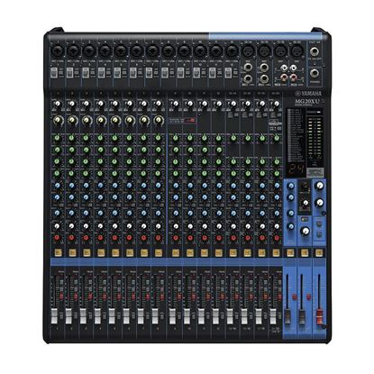 Yamaha MG20XU 20-Channel Mixer (SPX Effects & USB)