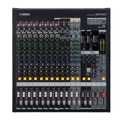 Yamaha MGP16X 16-Channel Mixing Console