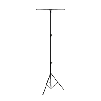 Gravity GLSTBTV28 Tripod Lighting Stand with Square T-Bar (Large)