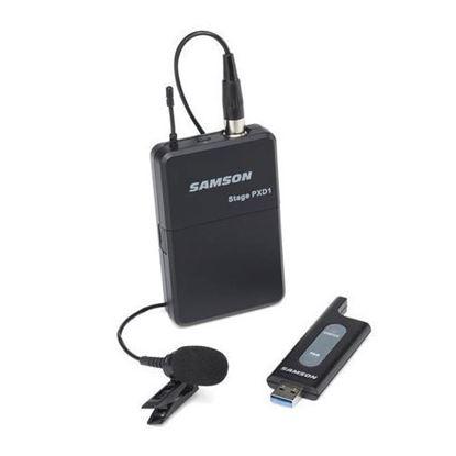 Samson XPD2-PRES Presentation USB Digital Wireless Lavalier Microphone System (XPD2PRES)