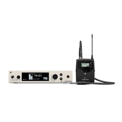 Sennheiser EW 500 G4-Ci1 Evolution G4 Wireless Guitar Bass Set - Choose Frequency (EW500G4Ci1)