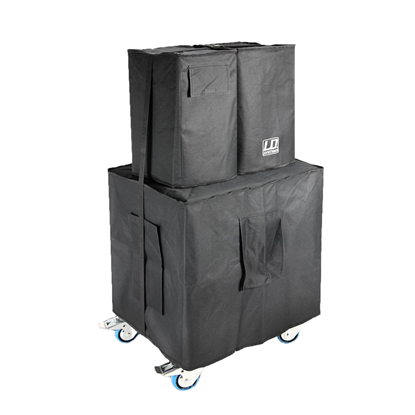 LD Systems LD DAVE 12 G3 SET Cover and Castor Board Set for Dave 12 G3 - Cover