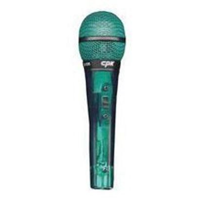 CPK SQ335 Microphone - Green with Cable