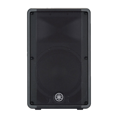 Yamaha DBR12 12 inch Powered PA Speaker (1000 Watt) - Front