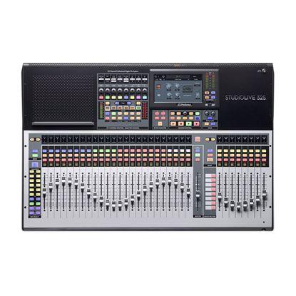 PreSonus StudioLive 32S Digital Mixer - Front