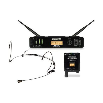 Line 6 XD-V75HS-TAN Wireless Headset Microphone System - Tan (XDV75HSTAN)