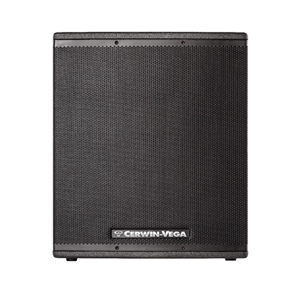 Cerwin Vega CVX-18S 18inch 2000w Powered Subwoofer Powered - Front