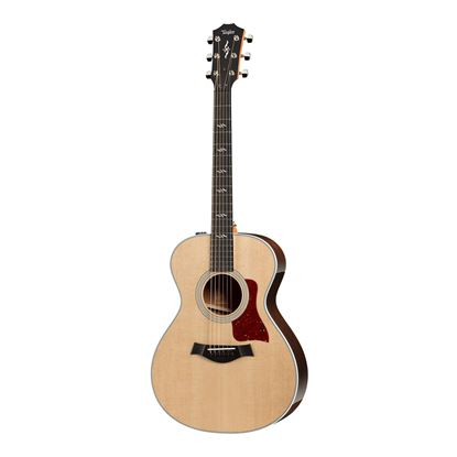 Taylor 412e-R Spruce/Rosewood Acoustic Guitar with Pickup - Front