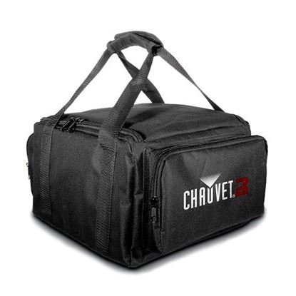 Chauvet CHS-FR4 VIP Gear Bag for 4 piece Freedom Par Tri-6,Quad-4