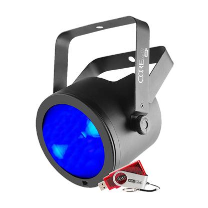 Chauvet Core PAR UV USB 1 x COB LED UV 70 Watt