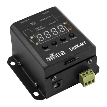 Chauvet DMX-RT DMX Recorder for up tp 999 Scenes
