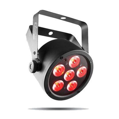 Chauvet EZ Par T6 USB Compatible Battery Powered Tri-colour RGB LED Light