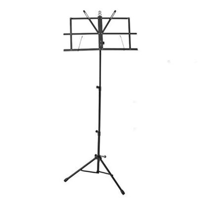 Xtreme MS105 Lightweight Music Stand with bag - Black