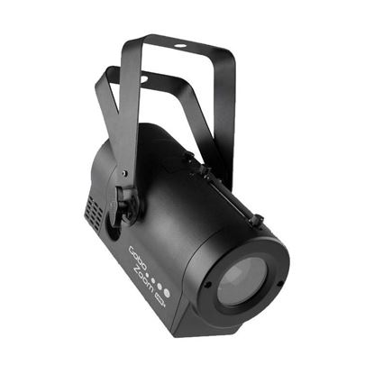 Chauvet Gobo ZOOM USB 25 Watt LED Gobo Projector USB Compatible