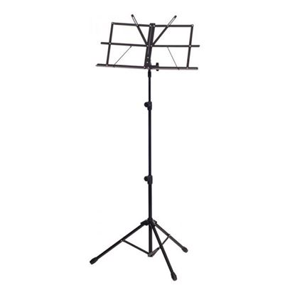 Xtreme MS75 Lightweight Music Stand with Bag - Black