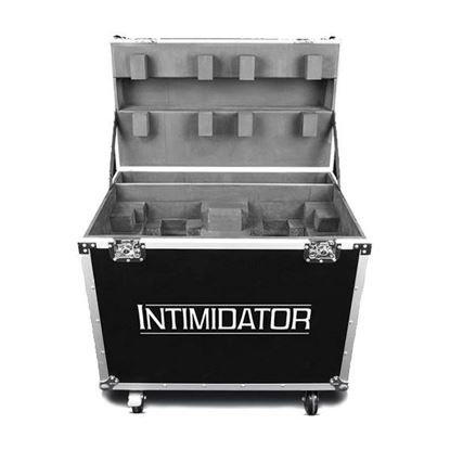 Chauvet Intimidator Road Case S35X Lightweight Road Case for 2x Intimidator Moving Head Fixtures