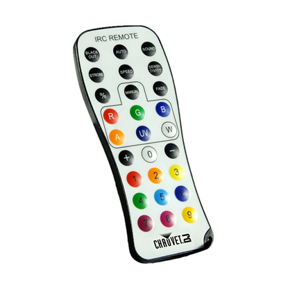 Chauvet IRC 6 Remote Control for IRC Fixtures - Right