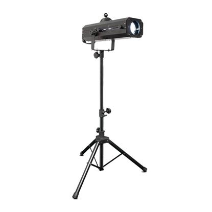 Chauvet LED Follow Spot 75ST 75 Watt LED Follow Spot with Stand - Right