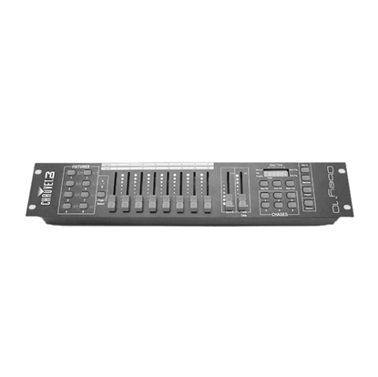 Chauvet Obey 10 8 - 16 Channel DMX Controller - Front