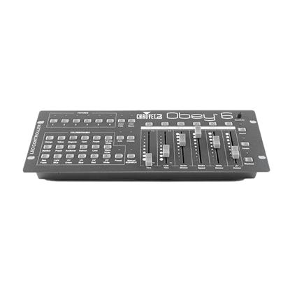 Chauvet Obey 6 6 Channel DMX Controller - Front