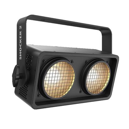 Chauvet Shocker 2 Dual Zone Blinder w Warm White 2x 85W COB LEDs - Right