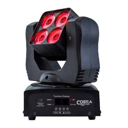 AVE Cobra Beam 150 RGBW (4-in-1) LED Moving Head Beam - Right
